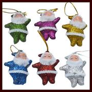 Glitter Christmas Tree Decorations
