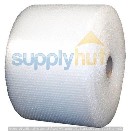 "3/16"" SH Small Bubble Cushioning Wrap Padding Roll 300"