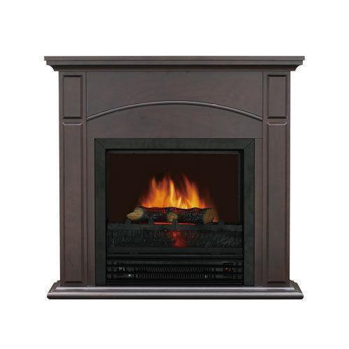 Mid Century Fireplace   eBay