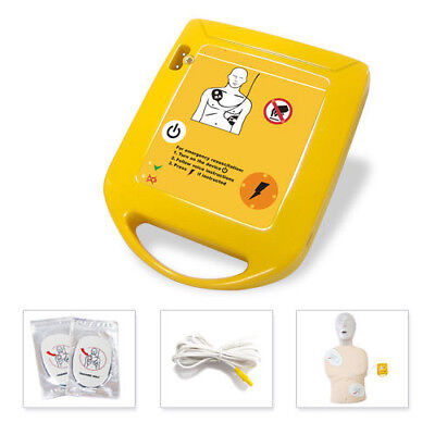 Mini Size Aed Trainer Emergency First Aid Training Automatic External Device Kit