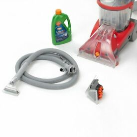 Vax Carpet Cleaner V124A Dual V Upright Carpet and Upholstery Washer * BRAND NEW*