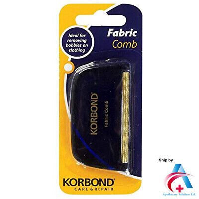 Fabric Comb Bobble Remover Korbond Used For Sweaters,Jumpers,Clothes