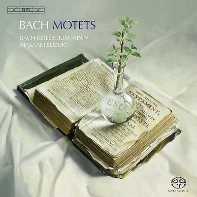Masaaki Suzuki  Bach Collegium Japan   Motets  New Sacd