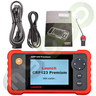 Launch CRP123 Premium Diagnose...