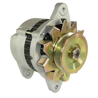New Alternator For Ford New Holland Tractors Shibaura Diesel Sba18504-6150 More