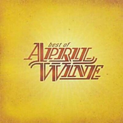 April Wine - Best of [New CD] Canada -