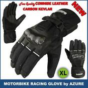 Ladies Waterproof Motorcycle Gloves