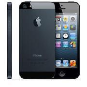 iPhone 5 32GB Schwarz Neu