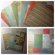 Stampin Up Scrapbook Kit