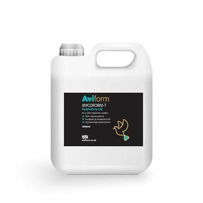 Aviform  MYCOFORM-T Racing Pigeon Respiratory 1 litre