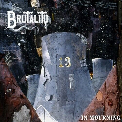 Brutality - In Mourning [new Cd]