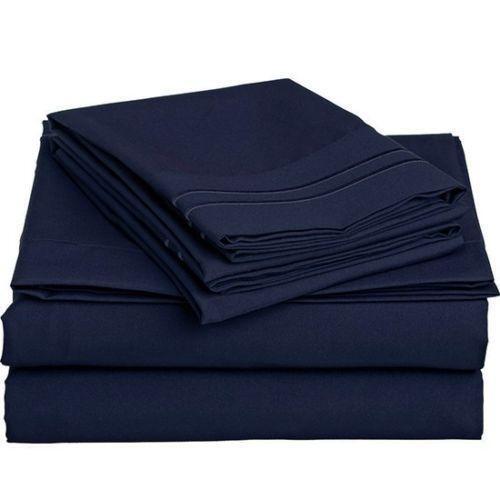 queen deep pocket comforter set ebay. Black Bedroom Furniture Sets. Home Design Ideas