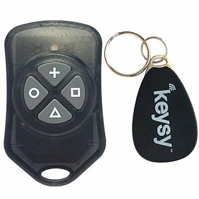 Keysy RFID Duplicator - Copy RFID keycards and keyfobs HID AWID Indala EM41xx...