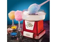 SMART Nostalgia Electrics Retro Series Hard & Sugar-Free Cotton Candy