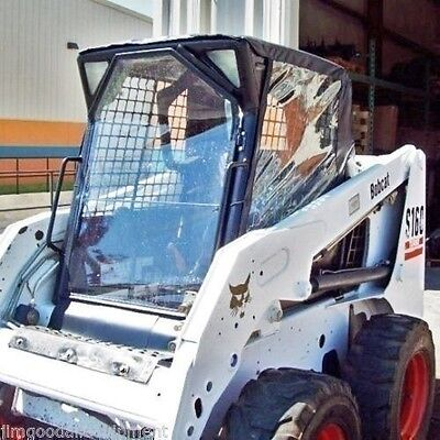 New Holland Skid Steer Cab Enclosure Kit By Cardinalavailable For Most Models