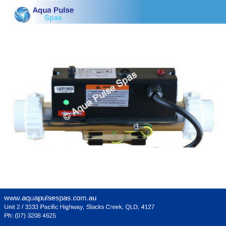 2kw or 3kw SPA POOL HEATERS FROM $199!