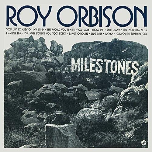 Roy Orbison - Milestones [New CD] Rmst, Remix