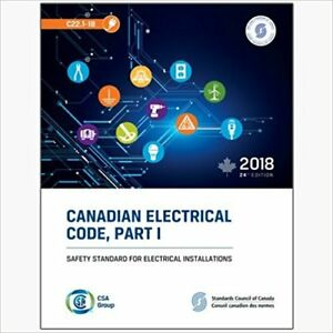 CANADIAN ELECTRICAL CODE, W/ REFERENCE BOO 24TH ED