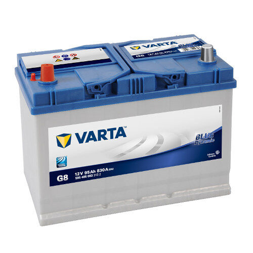 Varta Blue Dynamic G8 95Ah Premium Car Battery starterbatterie 595405083 NEW