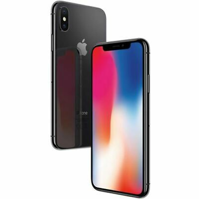 Apple iPhone X 256GB Unlocked iOS Smartphone, Space Grey - Grade A Excellent
