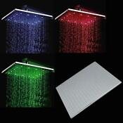 Rainfall Shower Head 12