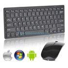 Bluetooth Mini Optical Computer Keyboard & Mouse Bundles