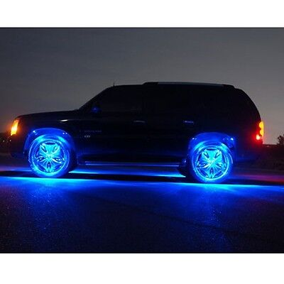Wheel Well LED -- any color -- white green red blue orange -- wheel / rim LIGHTS