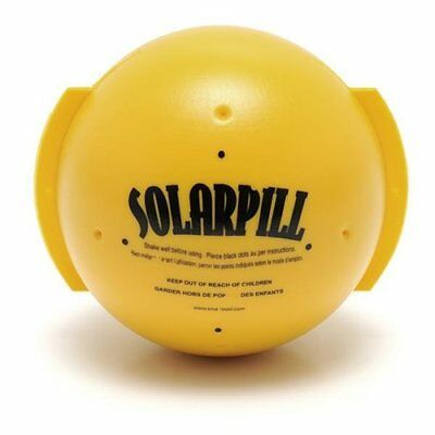 Natural Chemistry Solar Ball Pool Heaters - 4 Pack