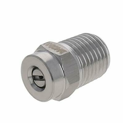 Pressure Washer Nozzle 14npt Thread 304 Stainless Steel Spray Tip 1pcs
