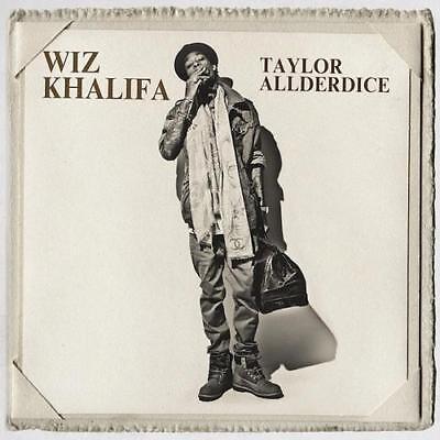 Wiz Khalifa   Taylor Allderdice Mixtape Cd