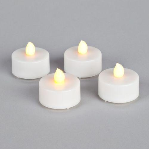 Led Candles With Timer Ebay