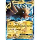 Pokemon Card Zapdos EX