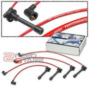 Red Spark Plug Wires