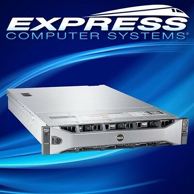 Сервер Dell PowerEdge R720xd 2x E5-2660