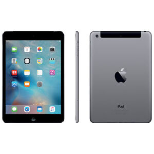 Apple iPad Mini 2, 32Gb Wi-Fi + 4G LTE Cellular And Cover