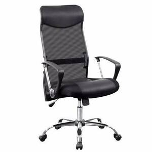 Executive Mesh Office Computer Chair Black Castle Hill The Hills District Preview