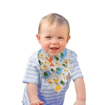 Hugh B Hamilton Baby Bandana Bibs for Boys