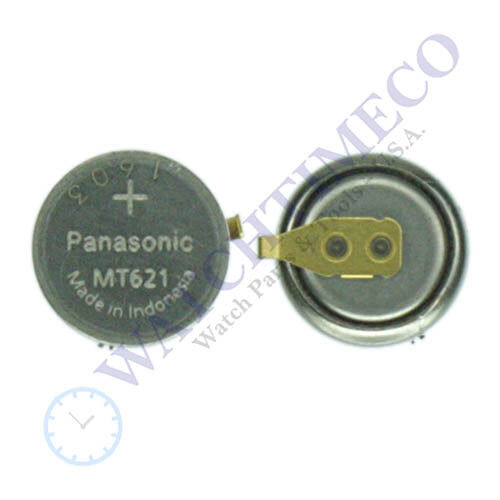 Citizen Ecodrive Battery Panasonic MT621 f/ E031 E068 E100 E101 E106 E110 E111