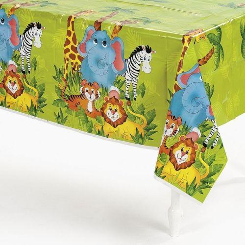 Animal Tablecloth Ebay