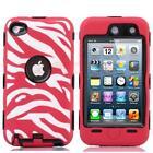 Zebra Hard Case iPod Touch 4