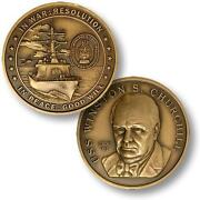 Winston Churchill Coin