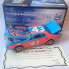 Richard Petty Autographed Diecast