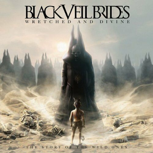 BLACK VEIL BRIDES - WRETCHED AND DIVINE: CD ALBUM (2013)
