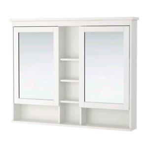 Hemnes Mirror cabinet
