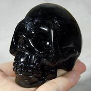 Hand Carved Skull