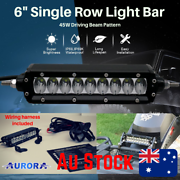 FourXtech 45W CREE Driving Beam Light Bar 4wd Off Road Aurora Bayswater North Maroondah Area Preview