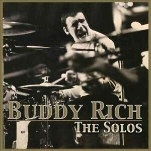 * The Solos by Buddy Rich..CD..NEW & SEALED