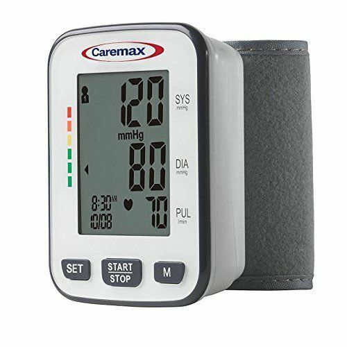new one touch automatic blood pressure monitor