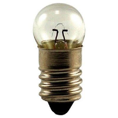Miniature Lamp #1829 28V 0.07Amp T3.25 BA9s Base Indicator Lamp 10-Pack