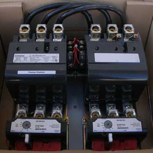 NEW Siemens 30JTMK32A1VF NEMA Size 4 Two Speed Magnetic Starter 120V